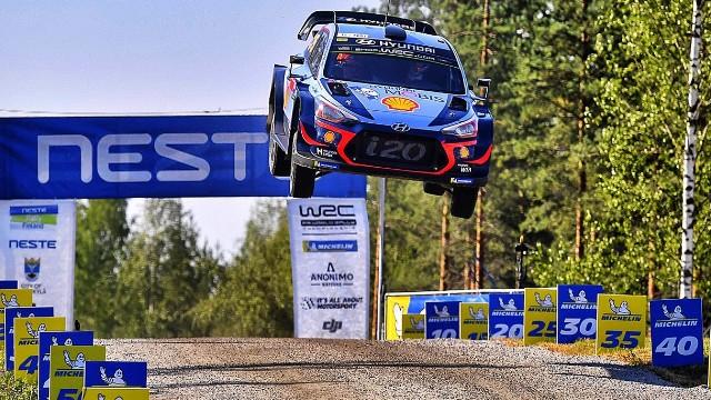 WRC | Rally de Finlandia | Itinerario confirmado para 2019