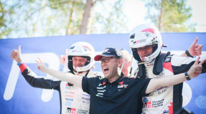 WRC | Finlandia 2018 | TANAK logra una victoria magistral