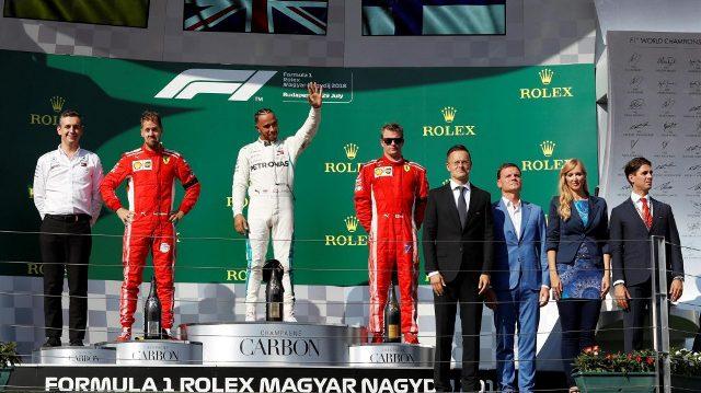 F1 | Hungría 2018 | Hamilton de punta a punta