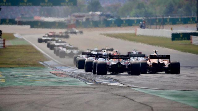 F1 | Bahréin 2019 | Los pilotos elijen neumáticos