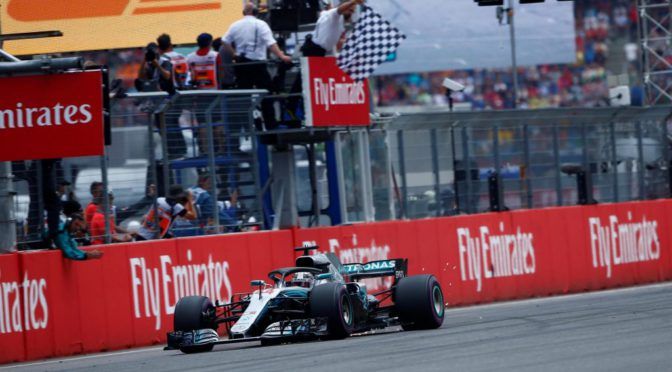 F1 | Alemania 2018 | Mercedes fue profeta en su tierra