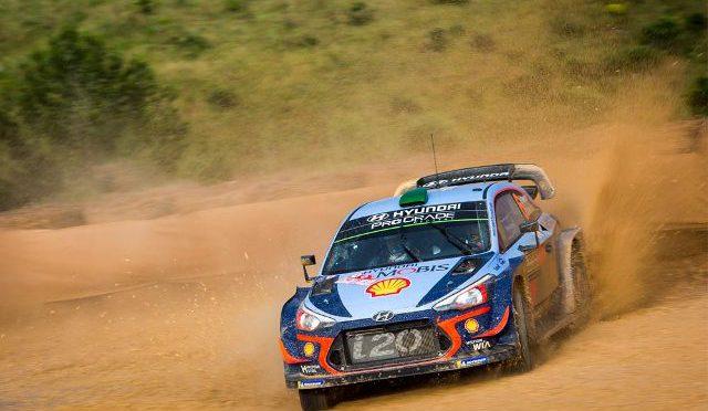 WRC | Hyundai Motorsport | Alineación confirmada para Córsega