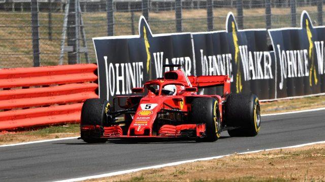 F1 | Gran Bretaña 2018 | Vettel se llevó el GP de Silverstone