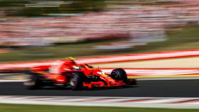 F1 | Bélgica 2018 | Vettel inalcanzable de punta a punta
