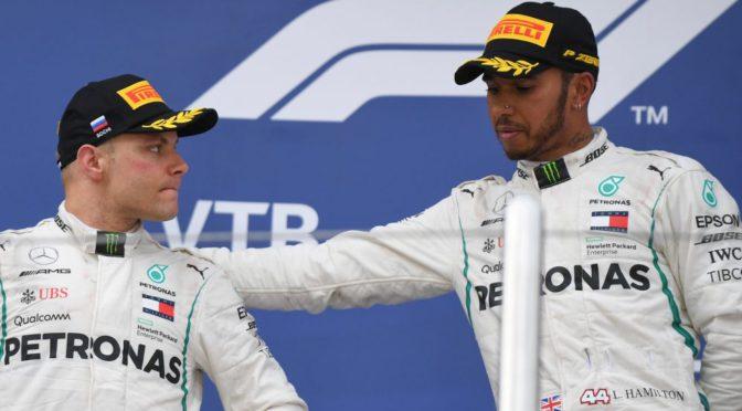 F1 | Rusia 2018 | Lewis Hamilton gana el GP Ruso