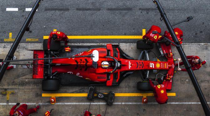 F1 | Tests de Pretemportada | Reporte de Pirelli Semana 1