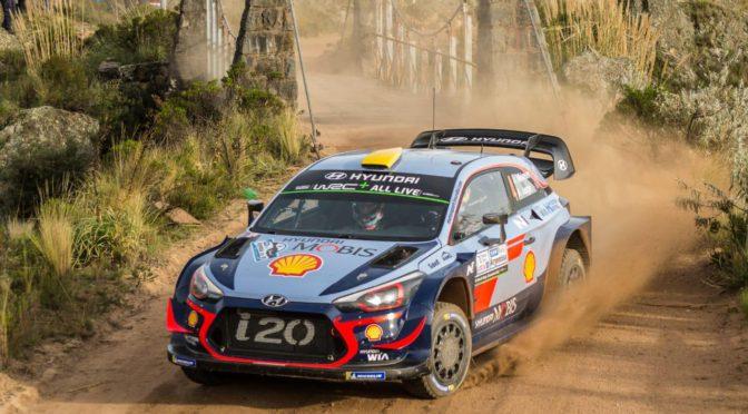 WRC | Argentina 2019 | Se presentó la 39° edición