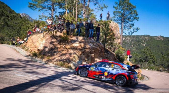 WRC | Córcega 2019 | Neuville heredó la victoria en el Power Stage