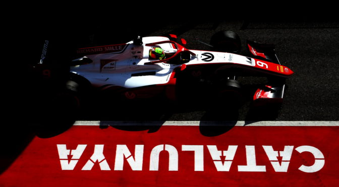F1 | Tests 2019 | Mick Schumacher probando…