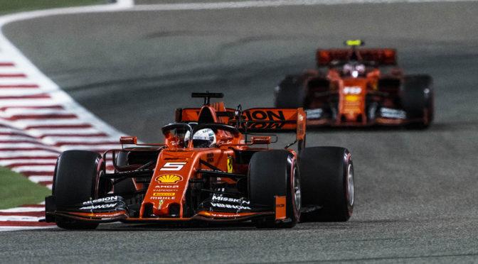 F1 | China 2019 | Aquí el circuito y los neumáticos elegidos