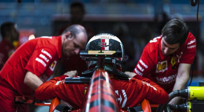 F1 | Bahrain 2019 | Leclerc hace pole e historia en Ferrari