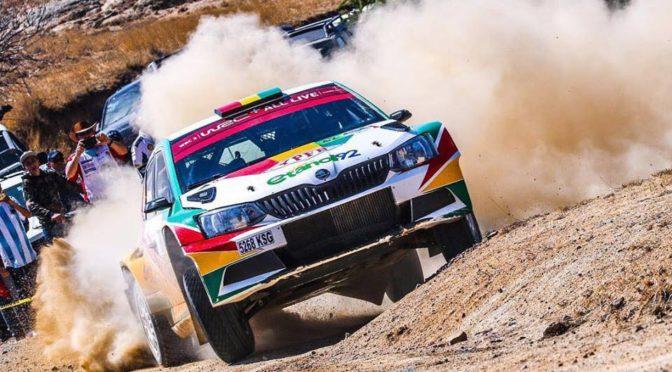 WRC | Skoda Motorsport | Marco Bulacia será de la partida