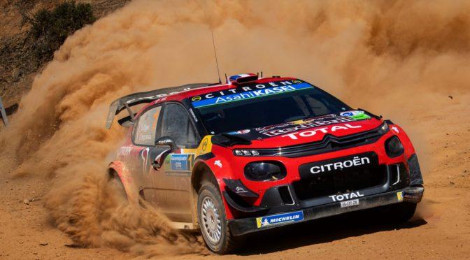 WRC | Michelin | junto a los desafiantes pilotos