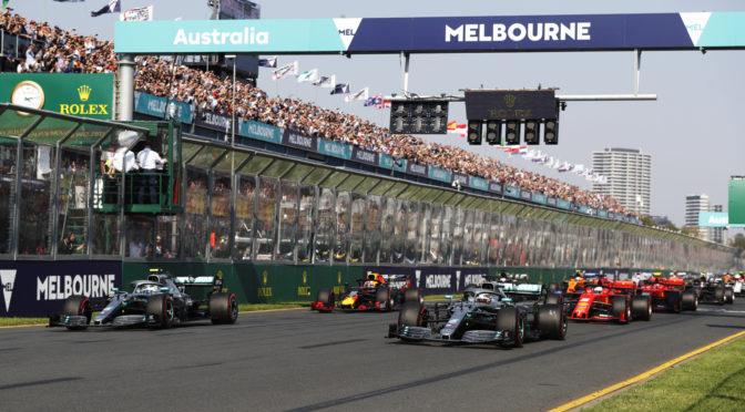 F1 | Australia 2020 | Se canceló el primer GP de la temporada