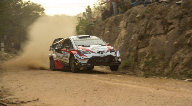 WRC | Toyota Gazoo Racing | Ogier se une al equipo de Mäkinen
