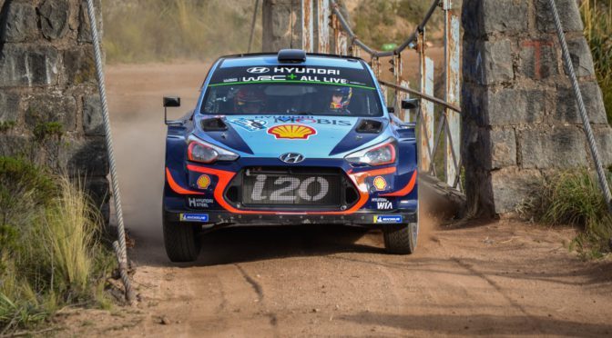 WRC | Argentina 2020 | Se presentó el itinerario con novedades