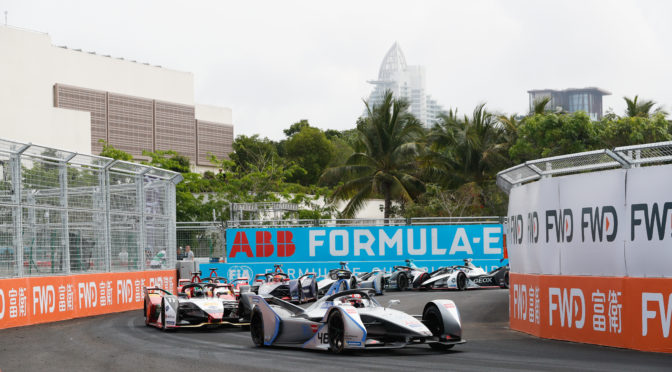 FE | ePrix Sanya | Vergne triunfó y se mantiene en la pelea