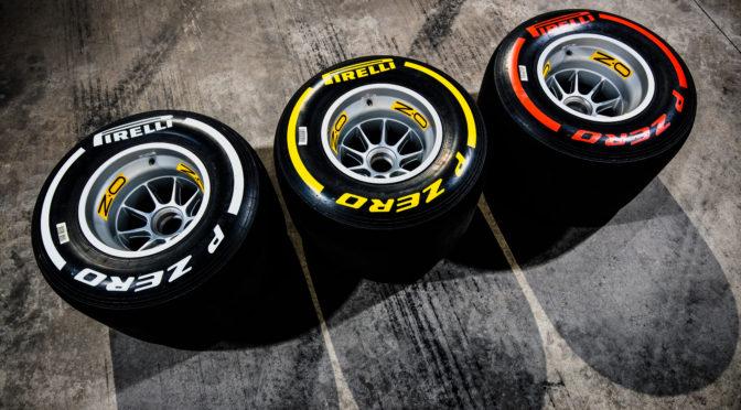 F1 2020 | Pirelli | La elección de los neumáticos