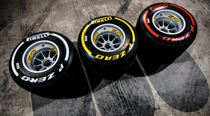 F1 | Azerbaijan 2019 | La elección de neumáticos