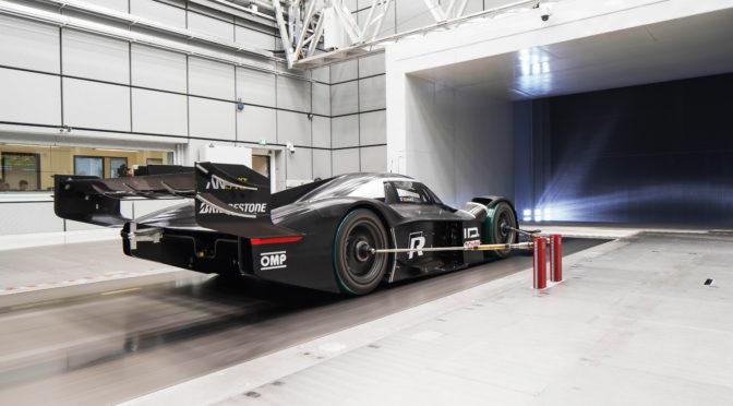 Volkswagen Motorsport | Tecnología de F1 en el ID.R