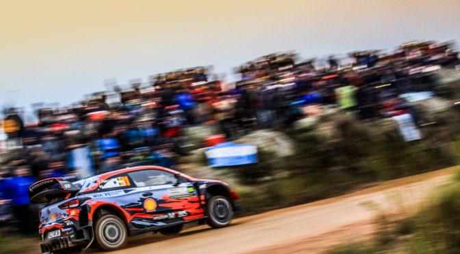 WRC | Argentina 2019 | Histórico doblete de Hyundai