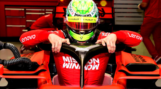 F1 | Bahrain Tests | Debut de Mick Schumacher con Ferrari