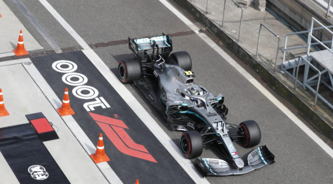 F1 | China 2019 | Doblete de las silver arrows en la 1000
