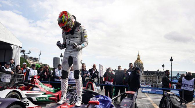 FE | ePrix Paris | Frijns triunfó y es el 8vo ganador