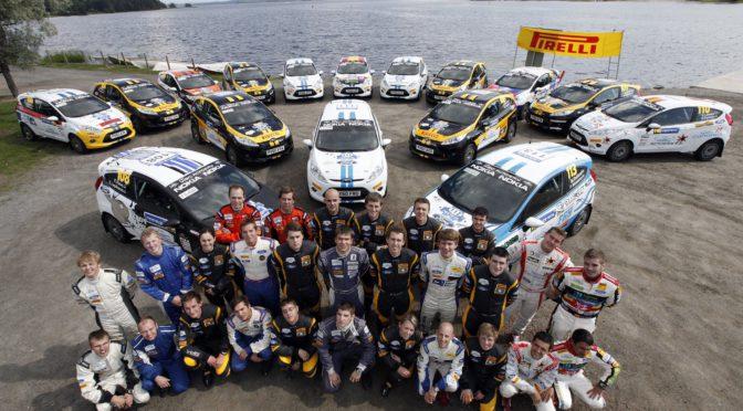 JWRC | 2020 | FIA se compromete a terminar el campeonato