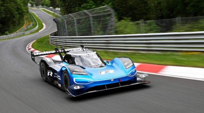 VW Motorsport | Nordschleife | Los números del récord