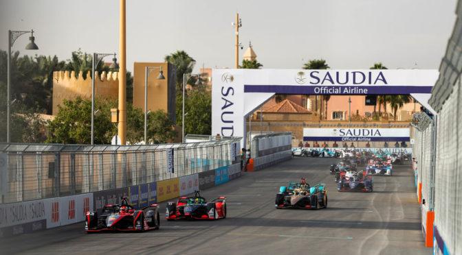 FE | Diriyah E-Prix Race 2 | Sims alcanzó su primera victoria