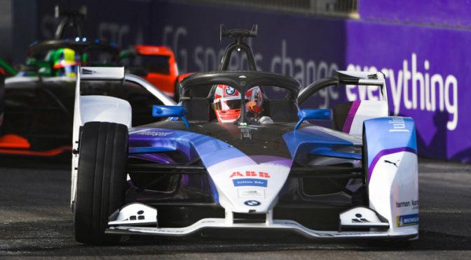 FE | Diriyah E-Prix Race 1 | Sam Bird pico en punta en Arabia
