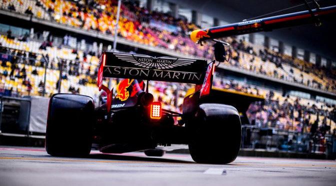 F1 | Red Bull Racing | Aston Martin se aleja del equipo austríaco