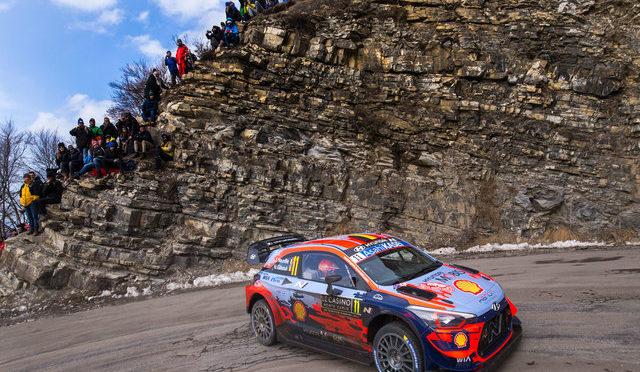 WRC | Montecarlo 2020 | Neuville, el príncipe del mitico rally