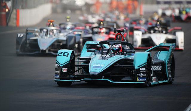 FE | Jaguar Racing | Tom Blomqvist reemplaza a James Calado