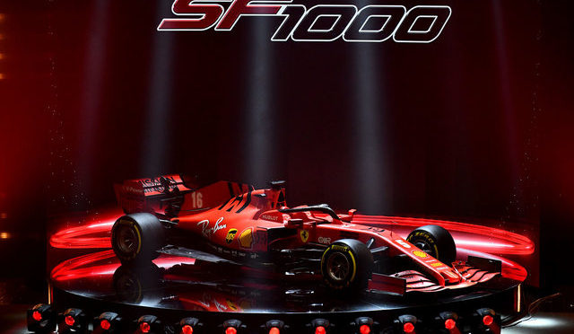 F1 | Scudería Ferrari | En un evento imponente se presentó la SF1000