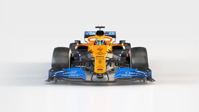 F1 | McLaren | El mundo conocio el MCL35
