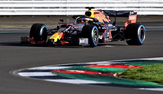 F1 | Red Bull Racing | El equipo presentó el monoplaza 2020