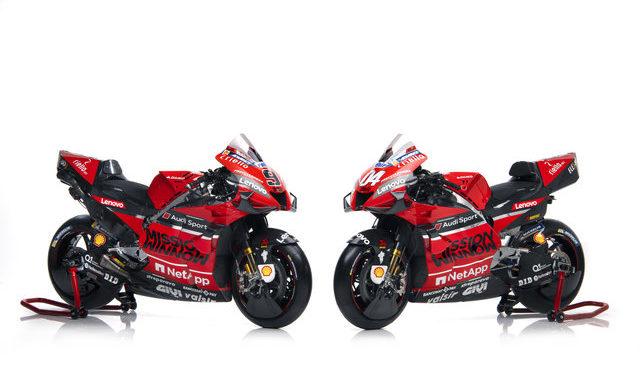 MotoGP | Ducati | Presentación del equipo 2020