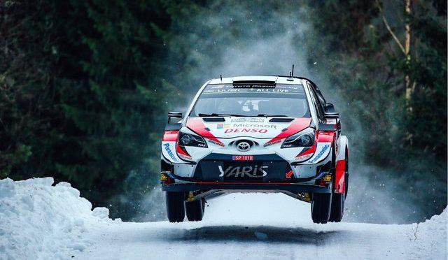 WRC | Suecia 2020 | La organización confirma la prueba