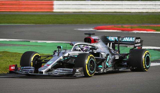F1 | Mercedes AMG | El campeón presentó su arma llamada W11