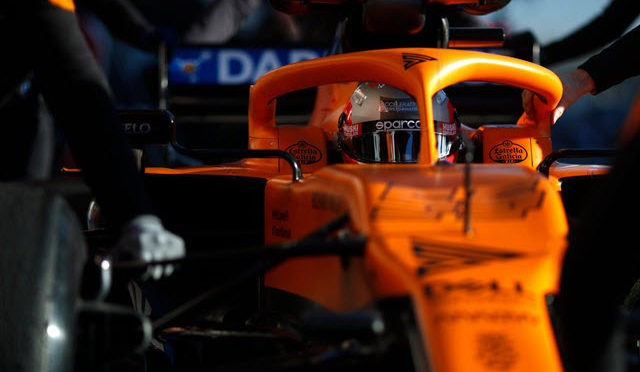 F1 | Australia 2020 | McLaren se retira del GP