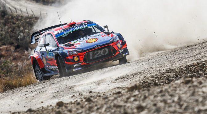 WRC | Mexico 2020 | Las potencias se preparan para la altura