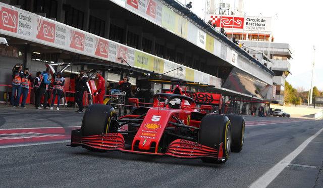 F1 | Ferrari | Pirelli suspende el test en Fiorano por el COVI19