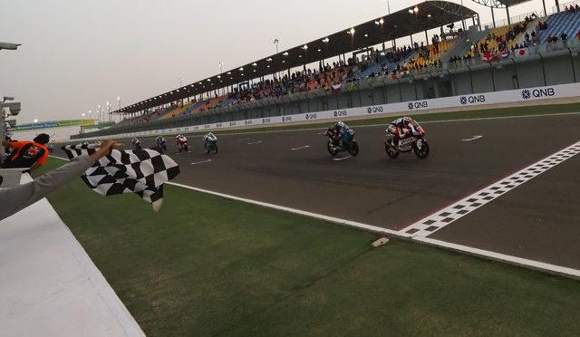 Moto2 | Qatar 2020 | Nagashima gana su primera carrera