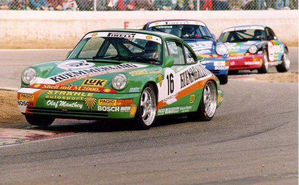 Porsche Supercup | Alemania | cumple 30 años