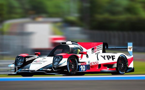 WEC | Toyota Gazoo Racing ARG | en las 24HS de Le Mans Virtual