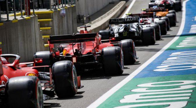 F1 | Calendario 2020 | Se suman Nürburgring, Portimão e Imola