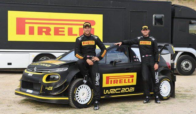 WRC | Pirelli | Comenzaron los test de neumáticos para 2021