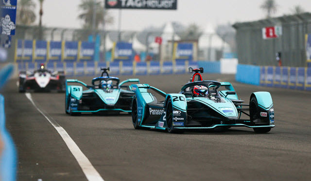 FE | Jaguar Racing | Sam Bird firma para la Temporada 7